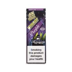KingPin Hemp Wrap - Purple...