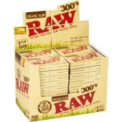 RAW ORGANIC 300'  1 1/4 -...