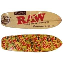 Mini Skate Board de Raw |...