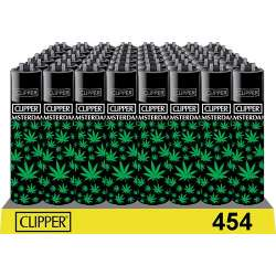 """Clipper tapa negra """" 20 hojas"""""""