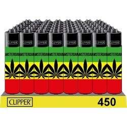 """Clipper """"Cannabis Hojas..."""