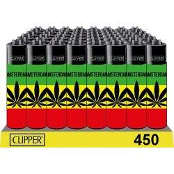 Mechero Clipper Cannabis...