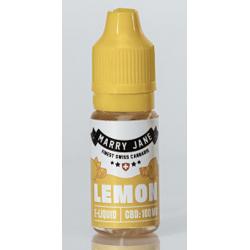 E-Liquid Limón CBD 5% |...