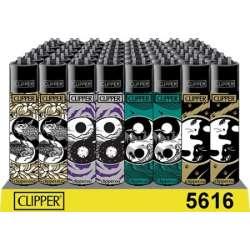 Clipper con diseño de Ying...