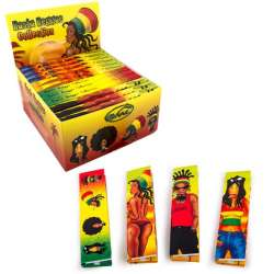 Papel de fumar Diseño Rasta...