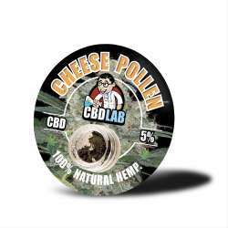 Solid 5% CBD Sabor Cheese...