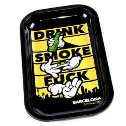 Bandeja de Metal Bcn Smoke...