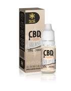 Liquidos con CBD para vapeo con multitud de sabores de conocidas variedades de cannabis.
