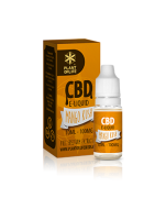 Liquidos con CBD de 10ml para vapeo con multitud de sabores de conocidas variedades de cannabis.
