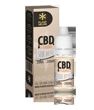 Cannabis con CBD